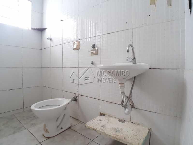 Banheiro  - Casa Para Alugar - Itatiba - SP - Loteamento Vila Real - FCCA10268 - 4