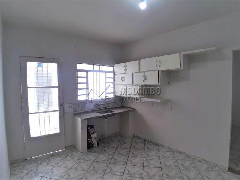 Cozinha - Casa Para Alugar - Itatiba - SP - Loteamento Vila Real - FCCA10268 - 1