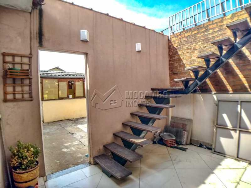 Quintal - Casa 2 Quartos À Venda Itatiba,SP - R$ 280.000 - FCCA21260 - 12