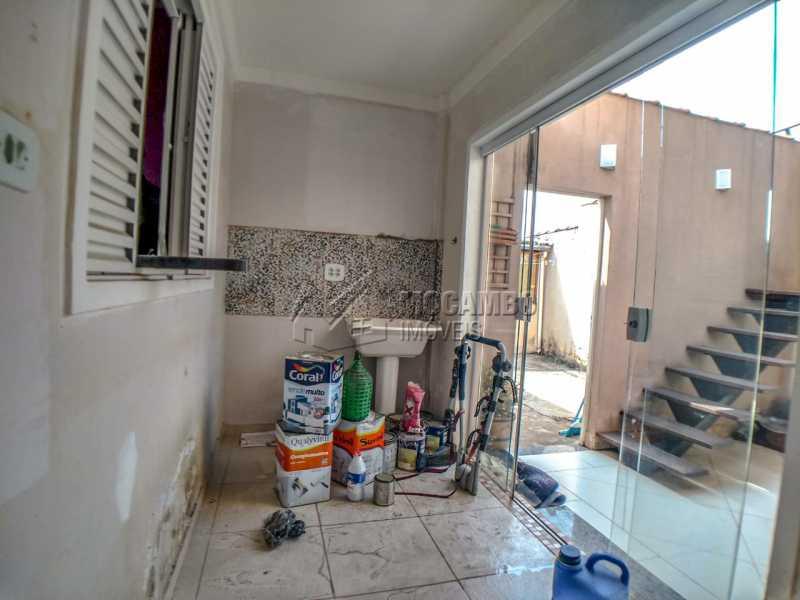 Lavanderia - Casa 2 Quartos À Venda Itatiba,SP - R$ 280.000 - FCCA21260 - 11