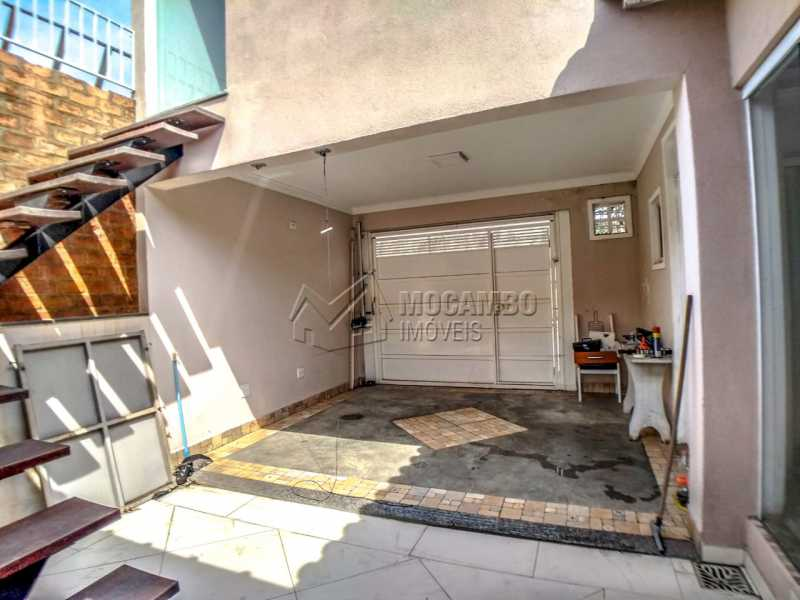 Garagem - Casa 2 Quartos À Venda Itatiba,SP - R$ 280.000 - FCCA21260 - 1