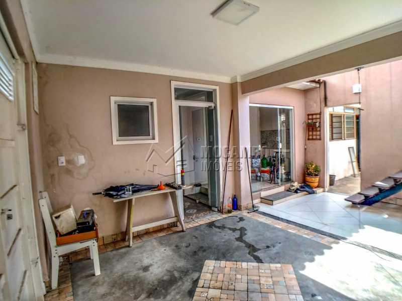Garagem - Casa 2 Quartos À Venda Itatiba,SP - R$ 280.000 - FCCA21260 - 3