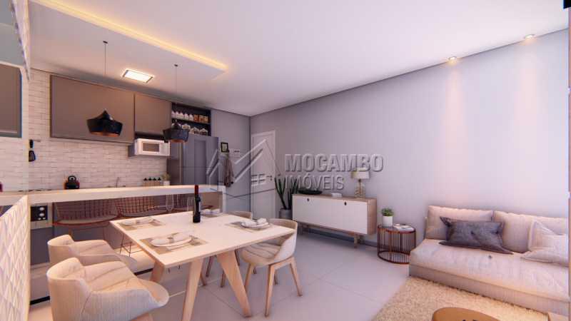 Mirante de Itatiba III - Apartamento 2 quartos à venda Itatiba,SP - R$ 180.000 - FCAP21032 - 4