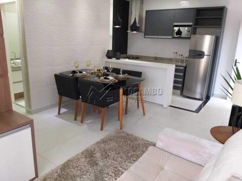 Mirante de Itatiba III - Apartamento 2 quartos à venda Itatiba,SP - R$ 180.000 - FCAP21033 - 1