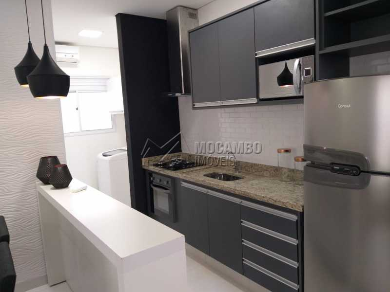 Mirante de Itatiba III - Apartamento 2 quartos à venda Itatiba,SP - R$ 180.000 - FCAP21033 - 3