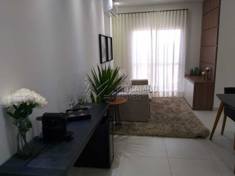 Mirante de Itatiba III - Apartamento 2 quartos à venda Itatiba,SP - R$ 180.000 - FCAP21033 - 4
