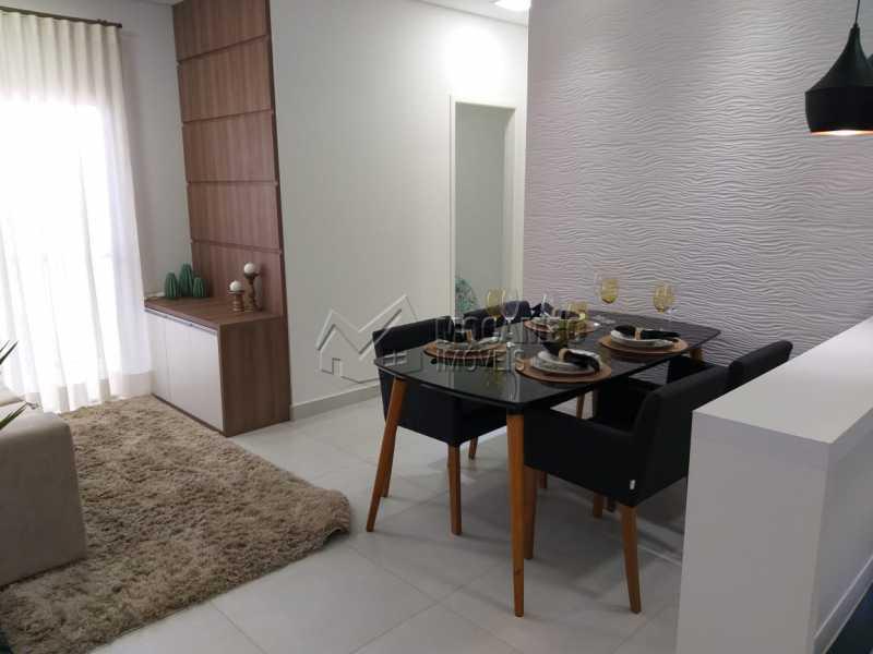 Mirante de Itatiba III - Apartamento 2 quartos à venda Itatiba,SP - R$ 180.000 - FCAP21033 - 6