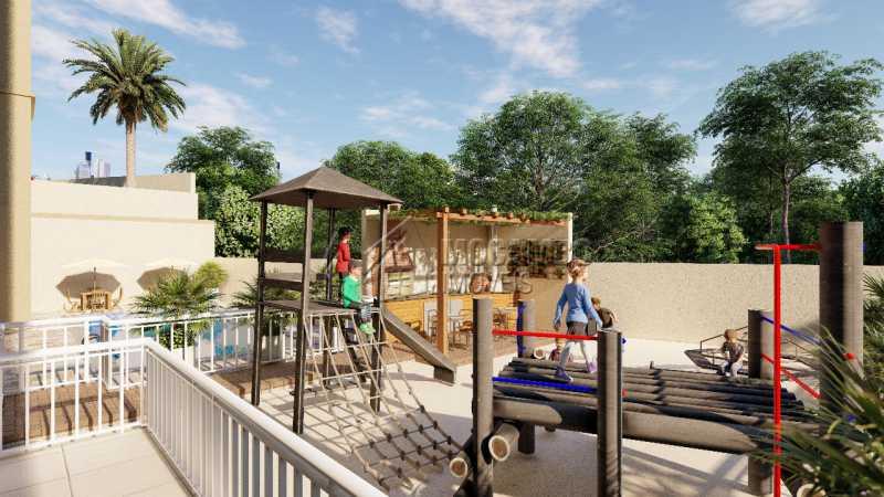 Mirante de Itatiba III - Apartamento 2 quartos à venda Itatiba,SP - R$ 180.000 - FCAP21033 - 9