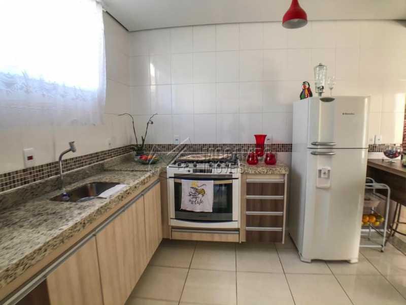 Cozinha - Casa em Condomínio 3 Quartos À Venda Itatiba,SP - R$ 740.000 - FCCN30433 - 11
