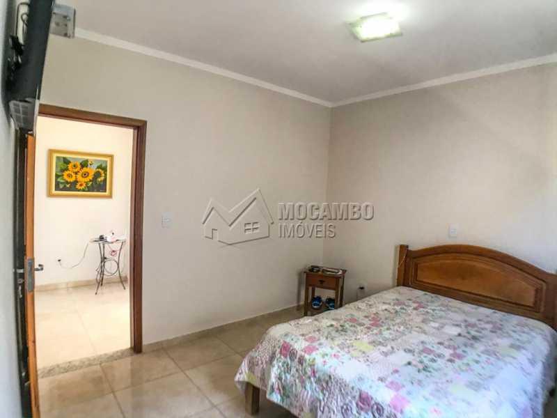 Suíte - Casa em Condomínio 3 Quartos À Venda Itatiba,SP - R$ 740.000 - FCCN30433 - 3