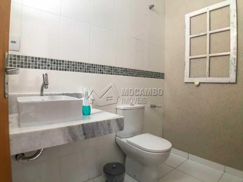 Banheiro  - Casa em Condomínio 3 Quartos À Venda Itatiba,SP - R$ 740.000 - FCCN30433 - 13