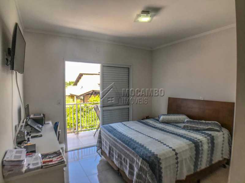 Suíte - Casa em Condomínio 3 Quartos À Venda Itatiba,SP - R$ 740.000 - FCCN30433 - 7