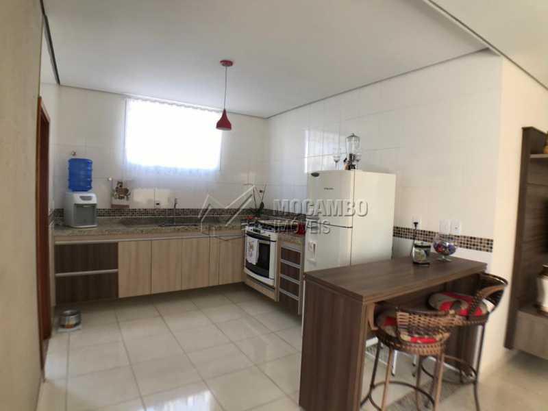 Cozinha - Casa em Condomínio 3 Quartos À Venda Itatiba,SP - R$ 740.000 - FCCN30433 - 10