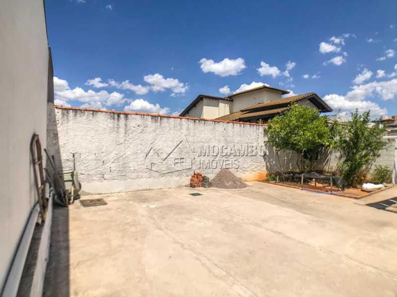 Quintal - Casa em Condomínio 3 Quartos À Venda Itatiba,SP - R$ 740.000 - FCCN30433 - 15