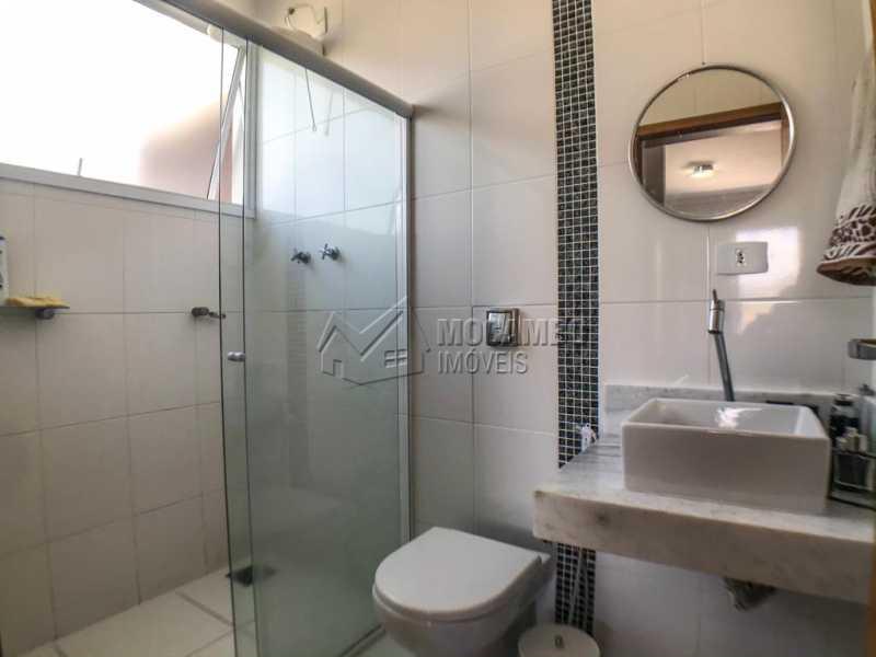 Banheiro Suíte - Casa em Condomínio 3 Quartos À Venda Itatiba,SP - R$ 740.000 - FCCN30433 - 8