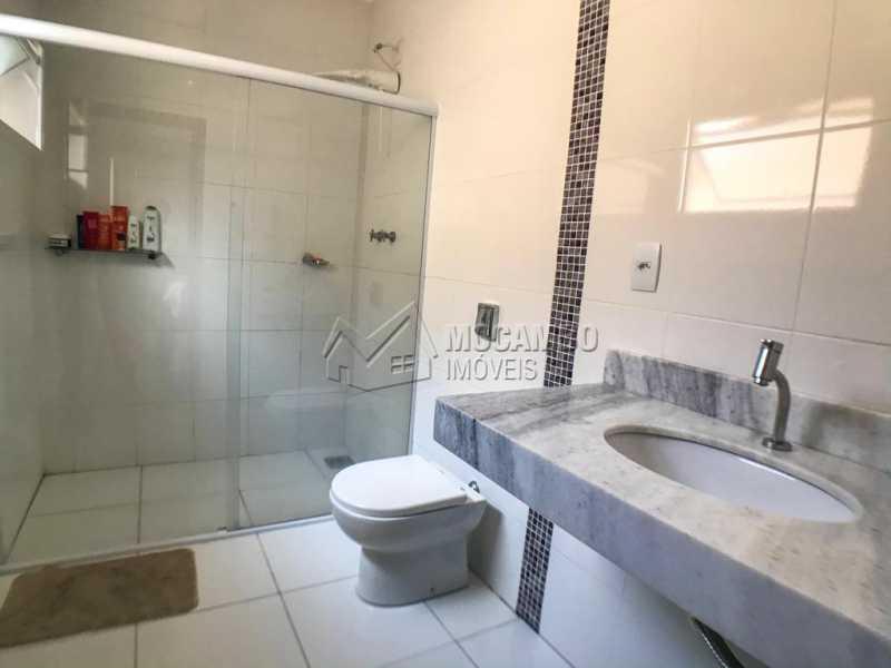 Banheiro Suíte - Casa em Condomínio 3 Quartos À Venda Itatiba,SP - R$ 740.000 - FCCN30433 - 6