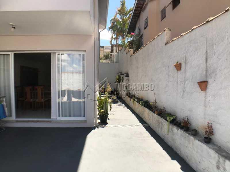 Quintal - Casa em Condomínio 3 Quartos À Venda Itatiba,SP - R$ 740.000 - FCCN30433 - 14