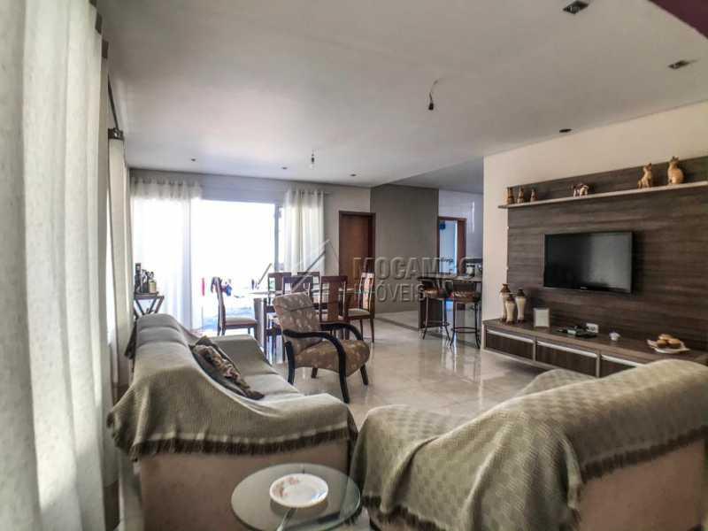 Sala - Casa em Condomínio 3 Quartos À Venda Itatiba,SP - R$ 740.000 - FCCN30433 - 9