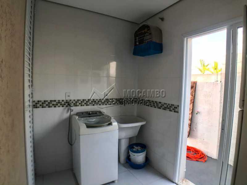 Lavanderia - Casa em Condomínio 3 Quartos À Venda Itatiba,SP - R$ 740.000 - FCCN30433 - 16