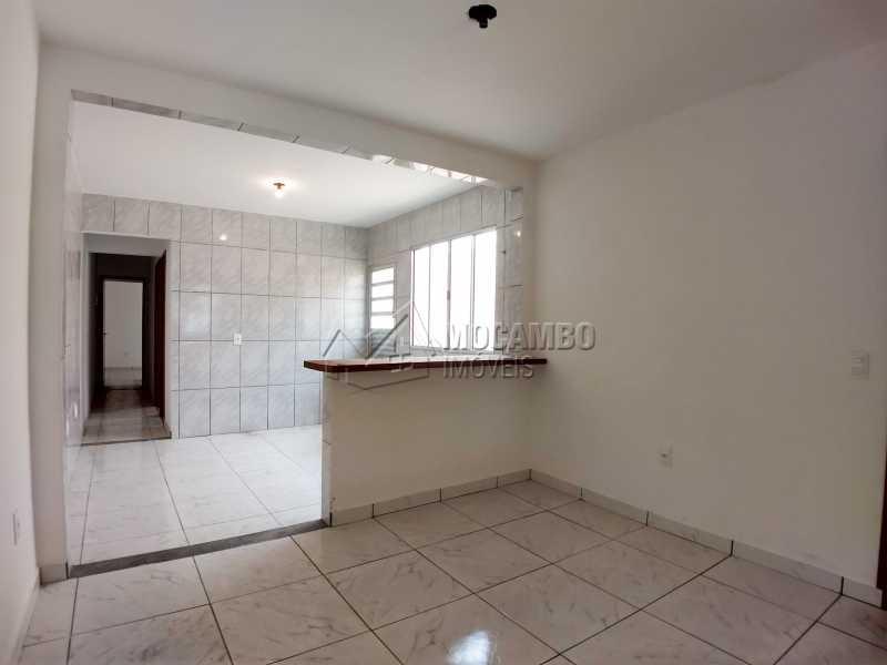 Sala/Cozinha - Casa Para Alugar - Itatiba - SP - Jardim das Nações - FCCA21263 - 4