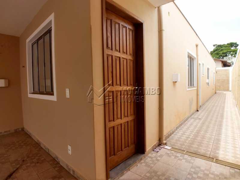 Área Externa - Casa Para Alugar - Itatiba - SP - Jardim das Nações - FCCA21263 - 11