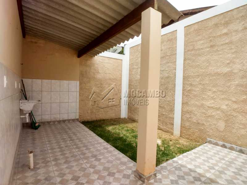 Área de Serviço - Casa Para Alugar - Itatiba - SP - Jardim das Nações - FCCA21263 - 12