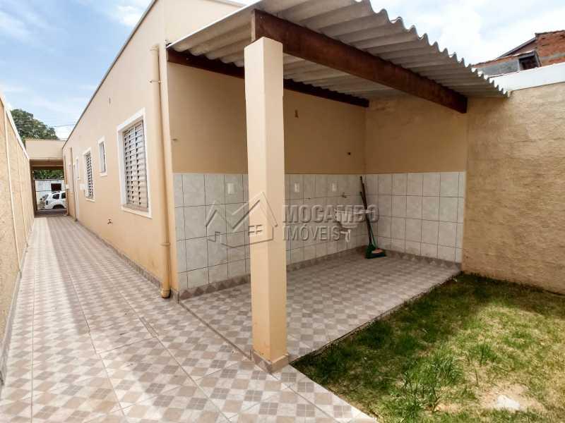 Área Externa - Casa Para Alugar - Itatiba - SP - Jardim das Nações - FCCA21263 - 13