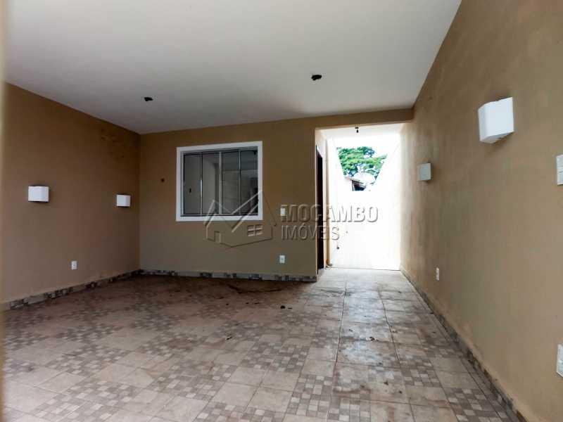Garagem - Casa Para Alugar - Itatiba - SP - Jardim das Nações - FCCA21263 - 1
