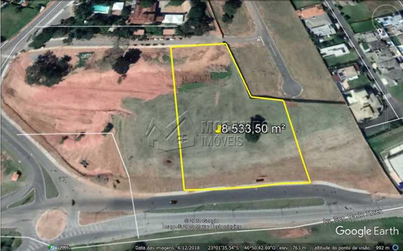Built to Suit - Terreno 8533m² para alugar Avenida Senador Paulo Abreu,Itatiba,SP - R$ 34.134 - FCMF00142 - 1