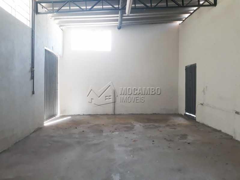 Galpão - Galpão 1000m² Para Alugar Itatiba,SP - R$ 5.600 - FCGA00169 - 5