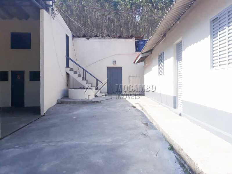 Área externa - Galpão 1000m² Para Alugar Itatiba,SP - R$ 5.600 - FCGA00169 - 13