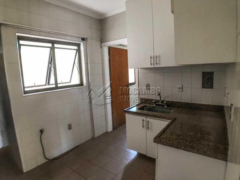 Cozinha - Apartamento 3 quartos à venda Itatiba,SP - R$ 390.000 - FCAP30527 - 6