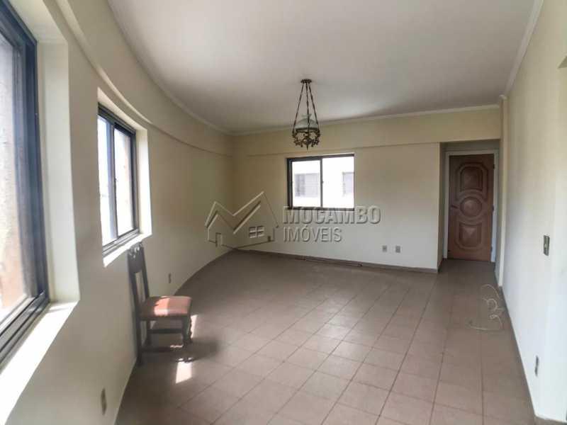 Sala - Apartamento 3 quartos para venda e aluguel Itatiba,SP - R$ 2.200 - FCAP30527 - 1