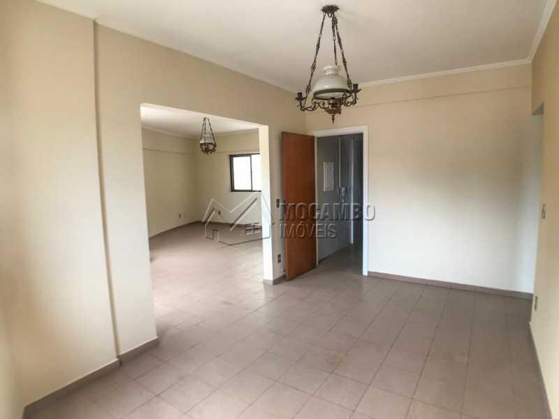 Sala de Jantar - Apartamento 3 quartos à venda Itatiba,SP - R$ 390.000 - FCAP30527 - 5