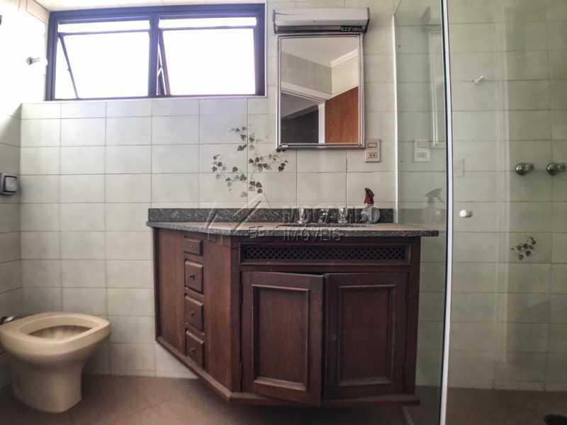 Banheiro Suíte - Apartamento 3 quartos para venda e aluguel Itatiba,SP - R$ 2.200 - FCAP30527 - 10