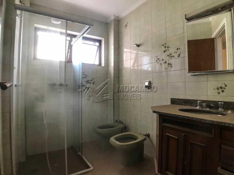 Banheiro Social - Apartamento 3 quartos para venda e aluguel Itatiba,SP - R$ 2.200 - FCAP30527 - 13