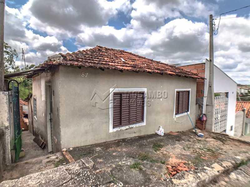 Fachada - Casa 3 quartos à venda Itatiba,SP - R$ 129.000 - FCCA31289 - 1