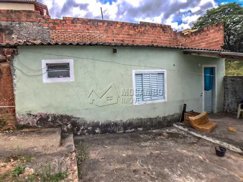 Casa do fundo - Casa 3 quartos à venda Itatiba,SP - R$ 129.000 - FCCA31289 - 8