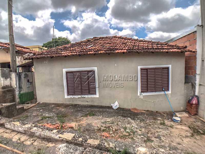 Fachada - Casa 3 quartos à venda Itatiba,SP - R$ 129.000 - FCCA31289 - 3