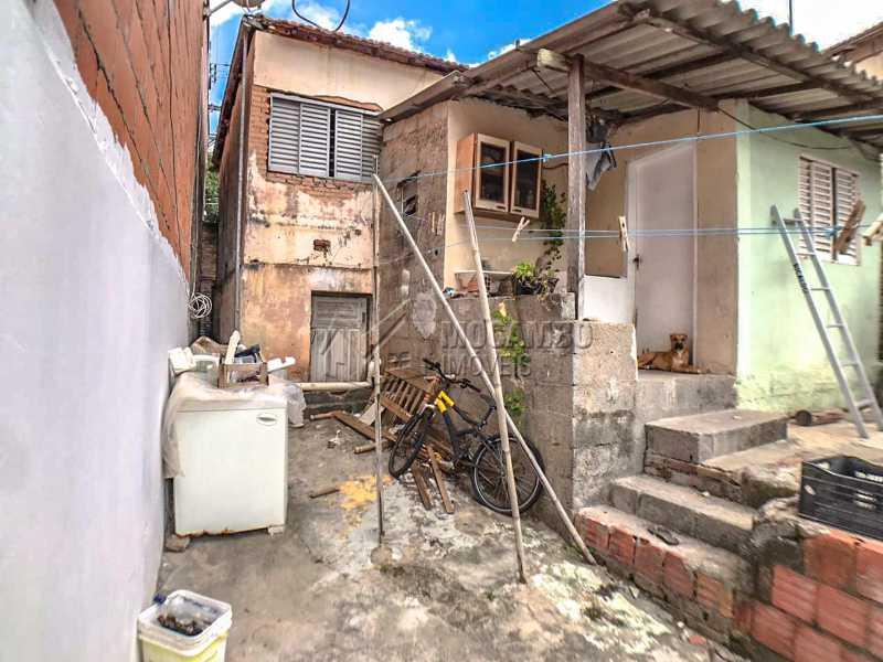 Quintal - Casa 3 quartos à venda Itatiba,SP - R$ 129.000 - FCCA31289 - 6