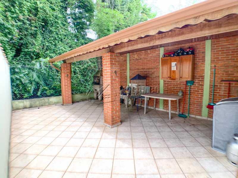 Área gourmet - Casa 2 quartos à venda Itatiba,SP - R$ 240.000 - FCCA21276 - 16