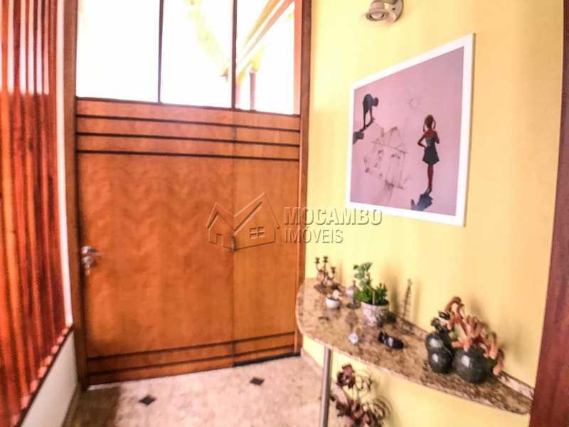 Hall de Entrada - Casa em Condomínio 4 quartos à venda Itatiba,SP - R$ 1.990.000 - FCCN40147 - 3