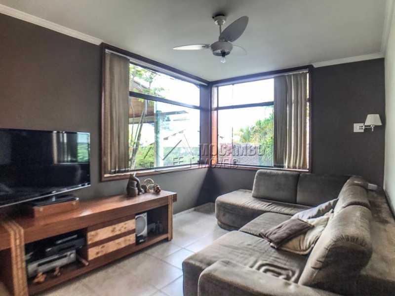 Sala de Televisão - Casa em Condomínio 4 quartos à venda Itatiba,SP - R$ 1.990.000 - FCCN40147 - 1