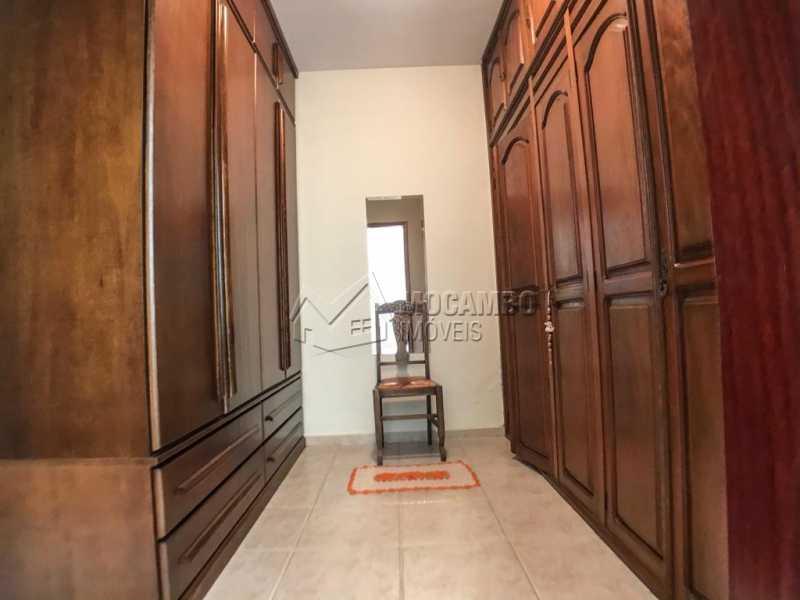 Closet Suíte Master - Casa em Condomínio 4 quartos à venda Itatiba,SP - R$ 1.990.000 - FCCN40147 - 19
