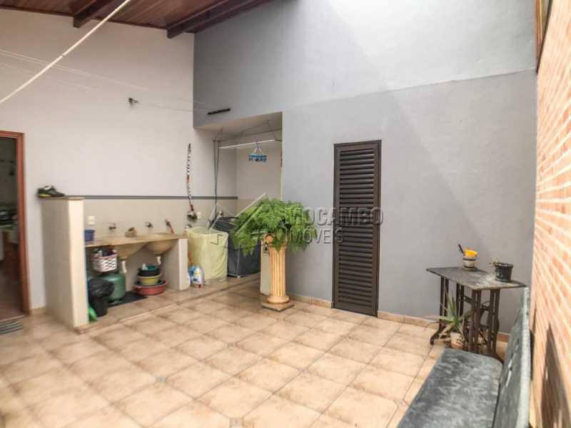 Lavanderia - Casa em Condomínio 4 quartos à venda Itatiba,SP - R$ 1.990.000 - FCCN40147 - 29
