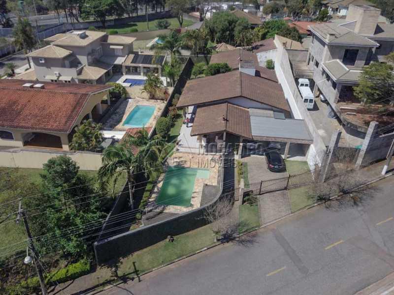 Vista Aérea  - Casa em Condomínio 4 quartos à venda Itatiba,SP - R$ 1.990.000 - FCCN40147 - 26