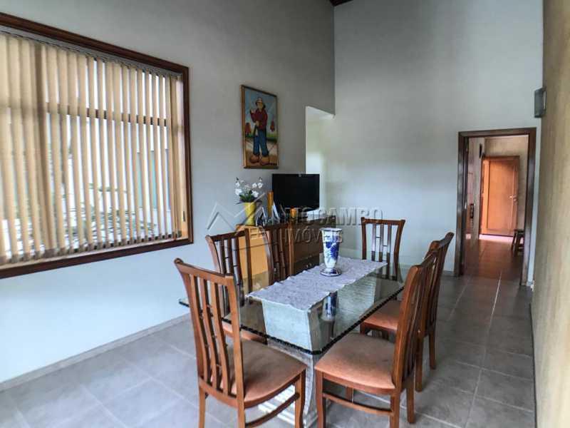 Sala de Jantar - Casa em Condomínio 4 quartos à venda Itatiba,SP - R$ 1.990.000 - FCCN40147 - 7