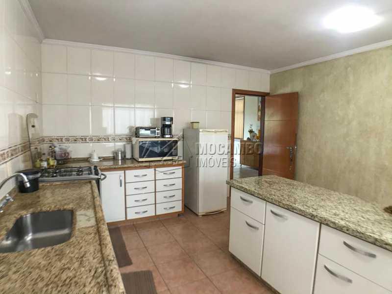Cozinha - Casa em Condomínio 4 quartos à venda Itatiba,SP - R$ 1.990.000 - FCCN40147 - 10