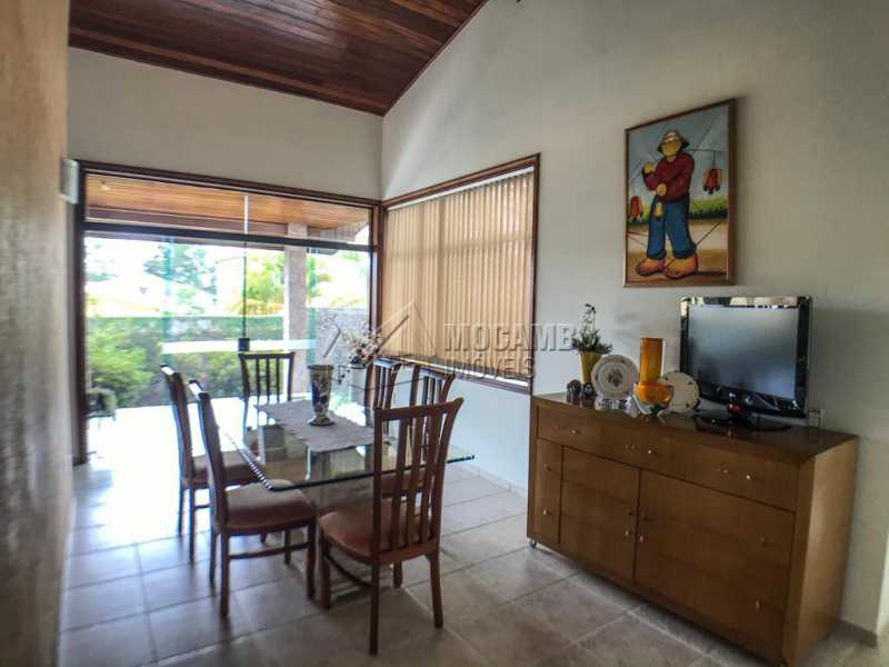 Sala de Jantar - Casa em Condomínio 4 quartos à venda Itatiba,SP - R$ 1.990.000 - FCCN40147 - 6