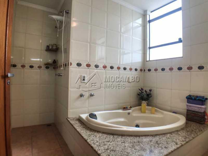Banheiro - Casa em Condomínio 4 quartos à venda Itatiba,SP - R$ 1.990.000 - FCCN40147 - 20